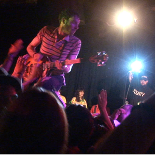Embedded Tour Stop with Black Lips